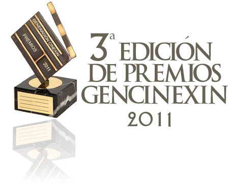 3ª edición de Premios Gencinexin 2011