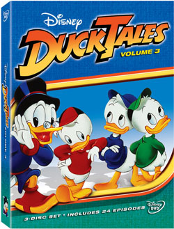 DuckTales volume 3 DVD